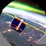 STMSat-1 Orbit - Button attempt v3 150x150