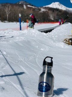 春スキー!