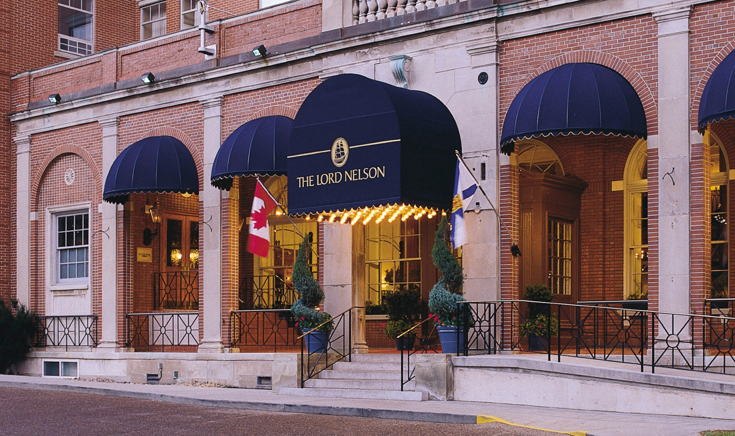 The Lord Nelson Hotel Amp Suites Halifax Canadian Affair