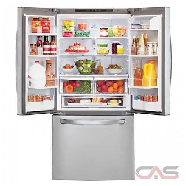 LFC22770ST LG Refrigerator Canada Best Price Reviews And Specs Toronto Ottawa Montral
