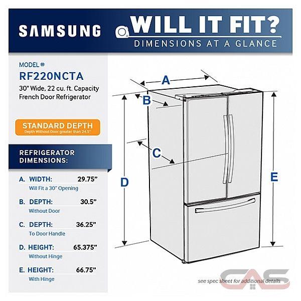 Samsung Refrigerator French Door Reviews