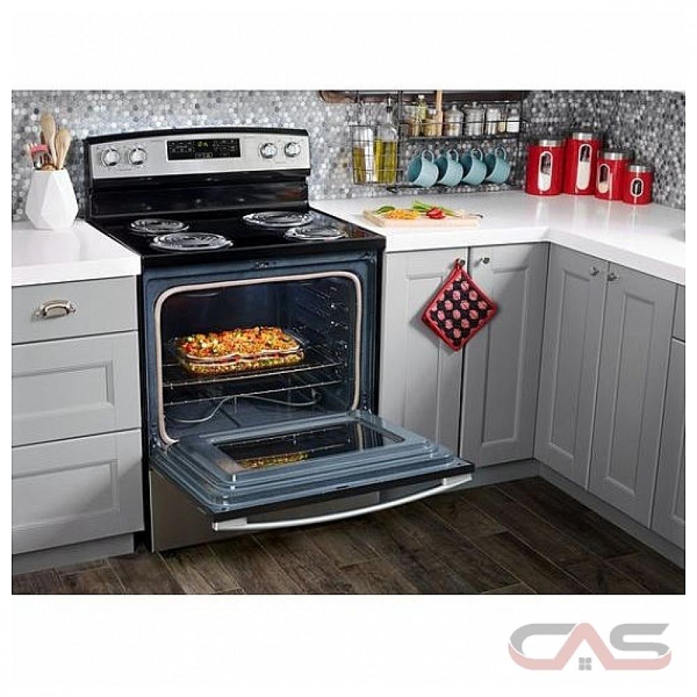 YACR4503SFW Amana Range Canada Best Price Reviews And Specs Toronto Ottawa Montral Calgary