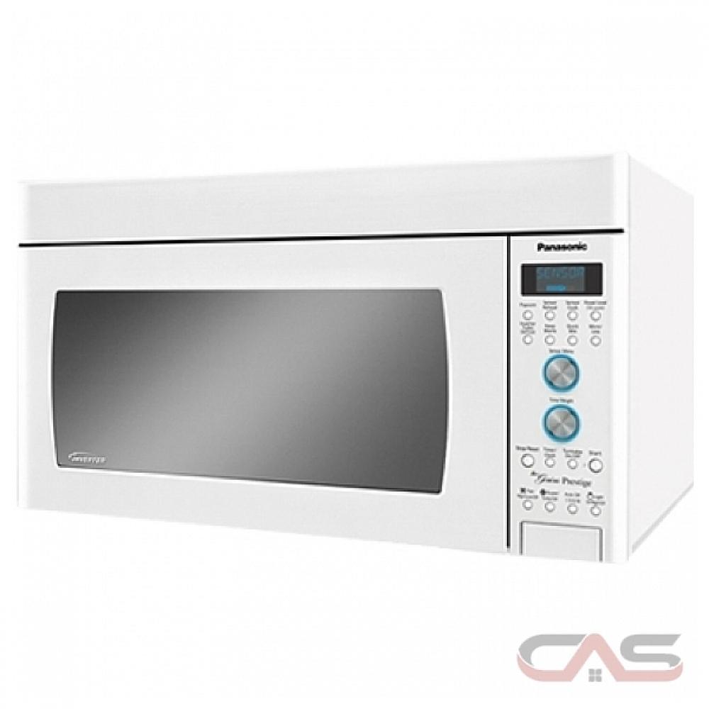 nnsd291w panasonic microwave canada