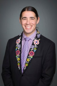 [Photo of Robert-Falcon Ouellette.]