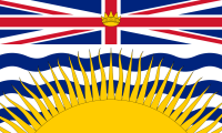 [Flag of British Columbia]