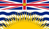[Flag of British Columbia]