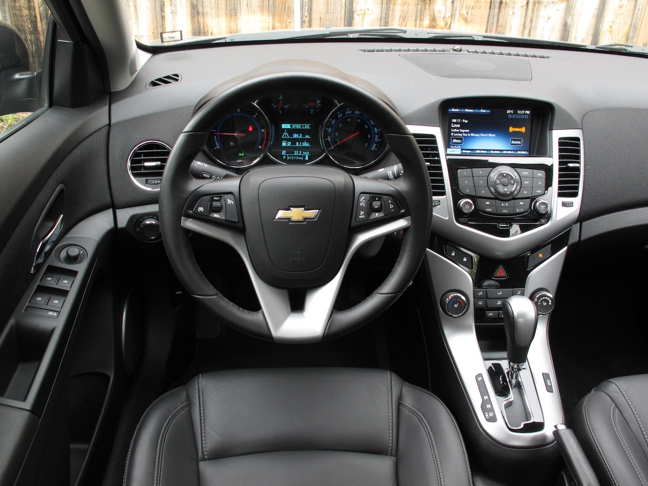 2014 Chevrolet Cruze Diesel Review Cars Photos