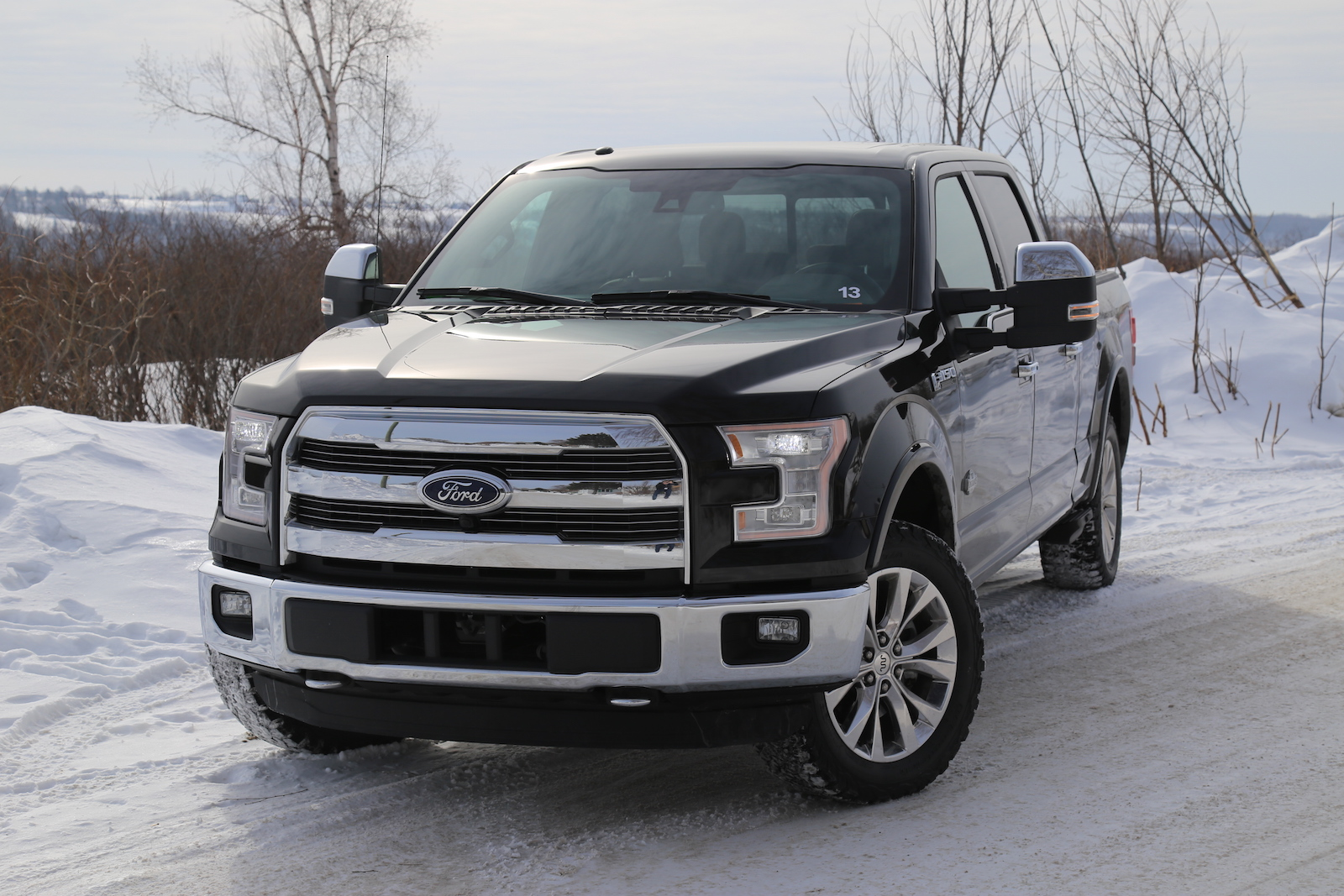 Review 2015 Ford F 150 First Drive Canadian Auto Review