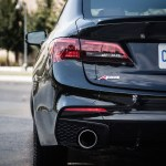 Review 2018 Acura Tlx A Spec Canadian Auto Review