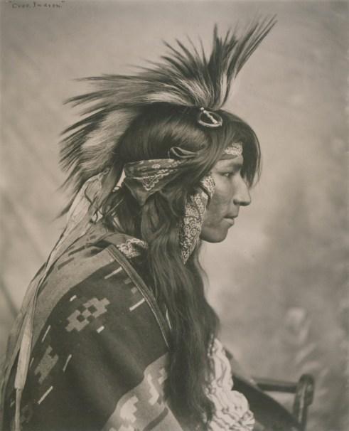 Cree 1903 - Original Photograph