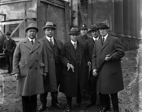 Detectives - Original Photograph
