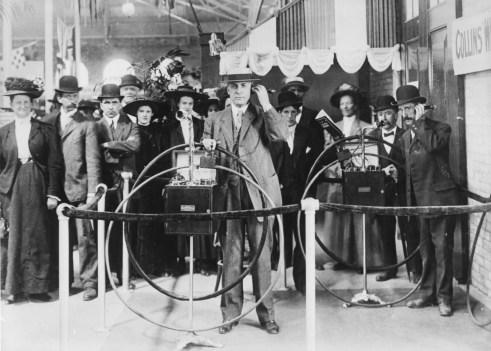 Collins Wireless Telephone - Original Photograph