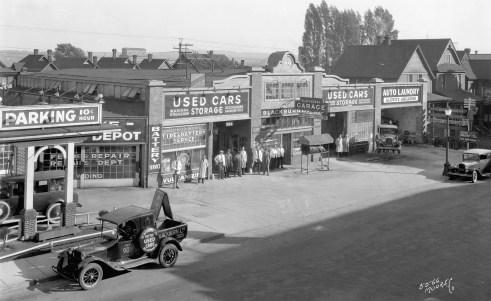 Blackburn's - Original Photograph