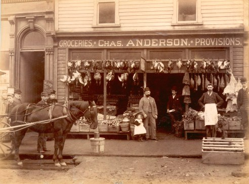 Chas Anderson - Original Photograph