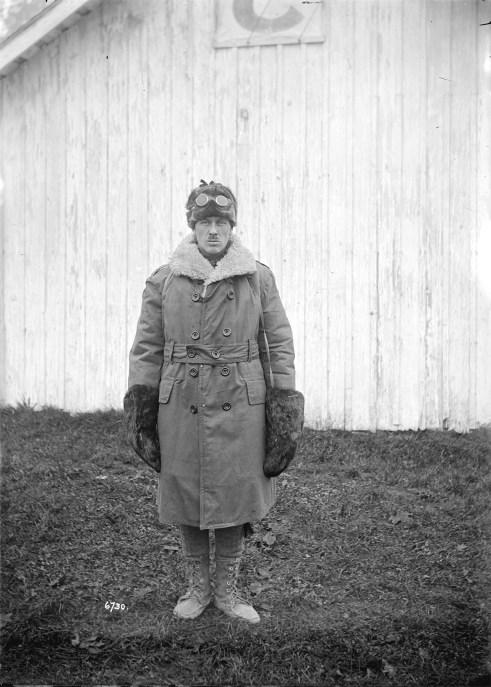 CSEF Officer - Original Photograph