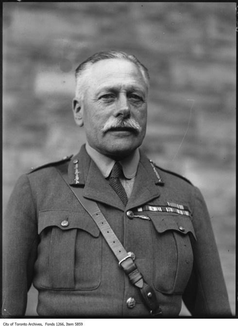 Field Marshal Douglas Haig - Original Photograph