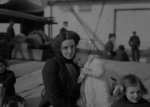 Scottish Immigrant - Original photograph