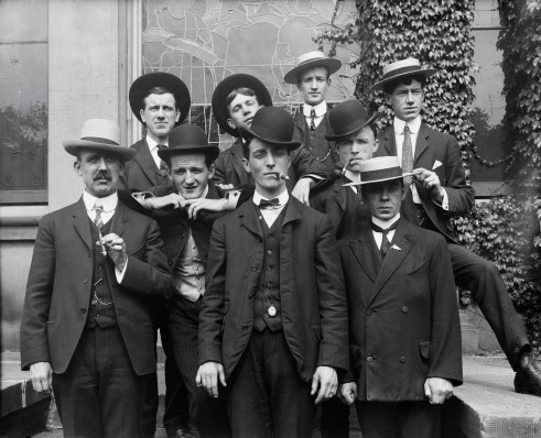 Picnic Committee - Original Photograph