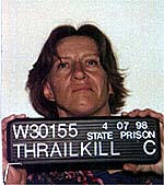 Charolette Mae Thrailkill - Female Sexual Predator