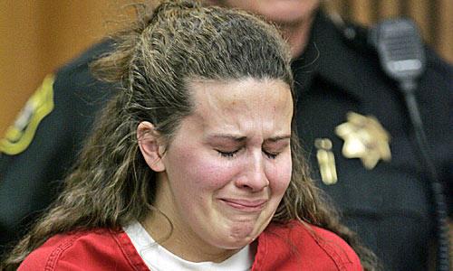 Melissa Huckaby - female sex offender  rapist