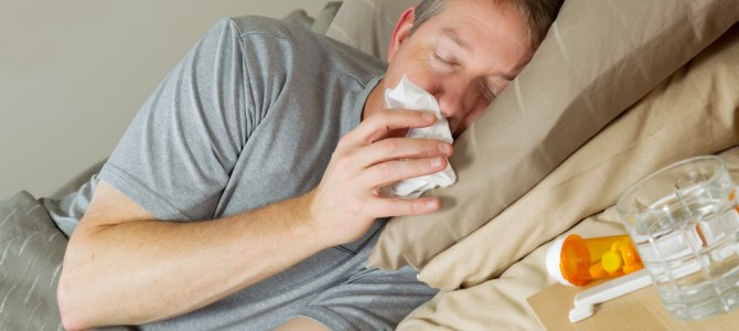 Attack of the Killer Man Flu