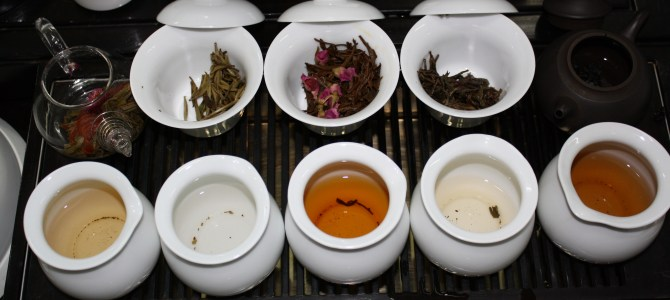 A Tea Floozy Gets Her Fix in China