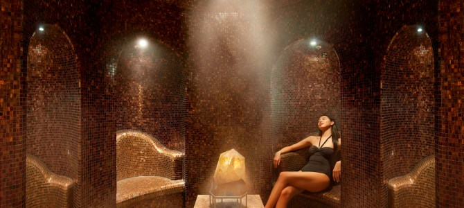 Spas of the World: The Oriental Spa, Hong Kong