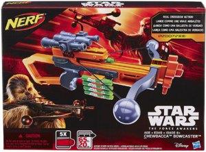 Nerf STAR WARS Chewbacca Sidekick Alien Blaster