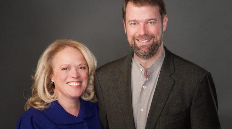 Ken Suddaby and Linda Lefebvre