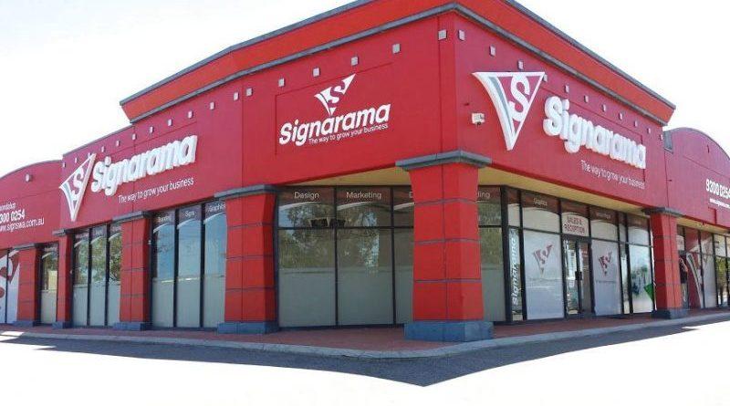 Signarama Store Franchise
