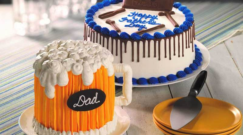 Baskin-Robbins Canada Introduces New Line of Cakes Sure to Please All, Especially Dad, this June