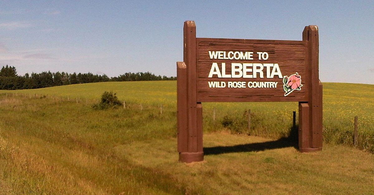 Welcome to Alberta Pic