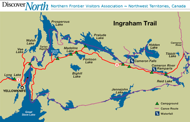 Image result for ingraham trail