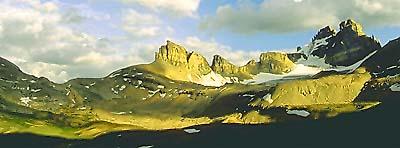Dolomite Pass