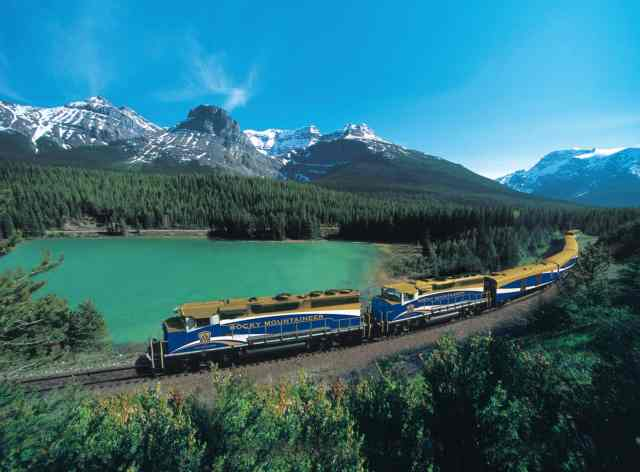 Image result for Rocky Mountaineer, Canada