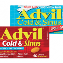 Advil Cold coupon - Canadian Savings Group