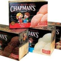 Chapman's Ice Cream $4.00 Coupon