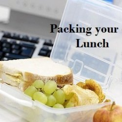 Packing your own Lunch