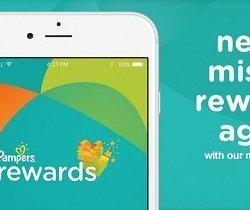 Pampers Rewards Points
