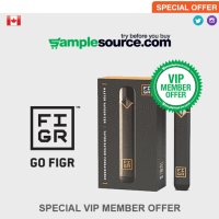 Samplesource FREEBIE for a FIGR Master Vapourizer