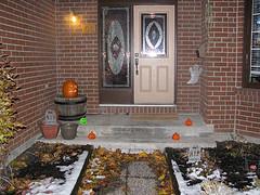 Front Door of My House