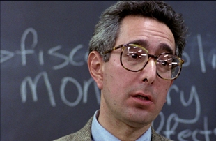 Ben Stein in Ferris Bueller's Day Off