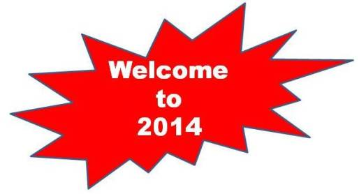 Welcome to a New Year