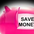 Save Money, Piggy bank