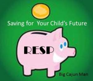 RESP Piggy Bank