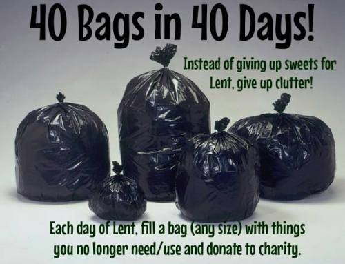 Money and Lent