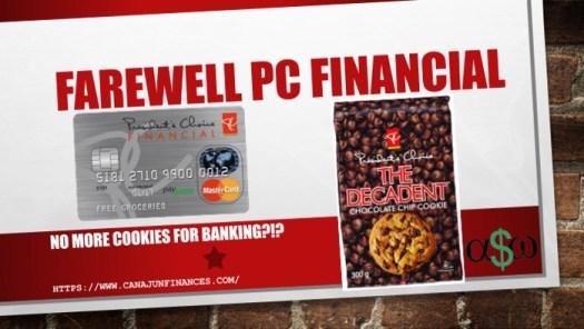 PC Financial Farewell
