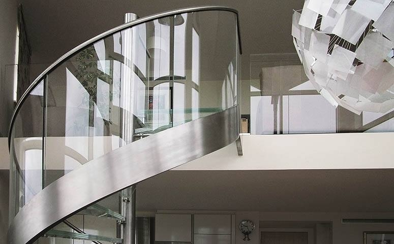 Canal S Top Spiral Staircases Canal Architectural Bespoke Metalwork   Stainless Steel Spiral Staircase   Custom Iron   Wooden   Indoor   Bronze   Top