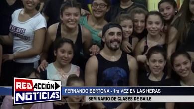 Photo of Redacción Noticias |  BERTONA FERNANDO EN LAS HERAS – LAS HERAS SANTA CRUZ