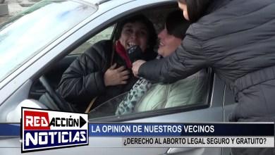 Photo of Redacción Noticias |  ABORTO SEGURO Y LEGAL? – LAS HERAS SANTA CRUZ